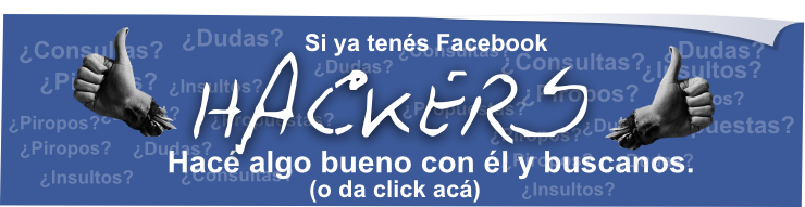 Tribuna Hacker en Facebook