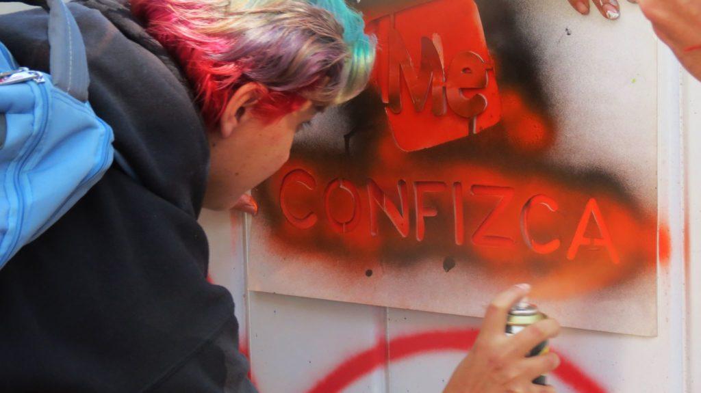 artistas callejeras