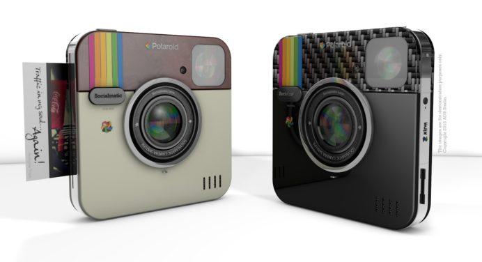 ¿Android a las cámaras o el regreso de la Polaroid?