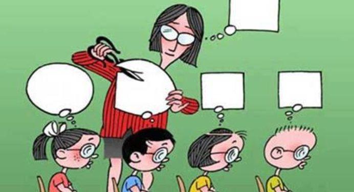 La Escuela como espacio disciplinatorio #dossier #educación