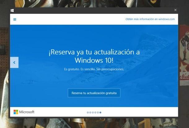 """Cómo desactivar las alertas de """"actualizar a Windows 10"""" (gratis!)"""
