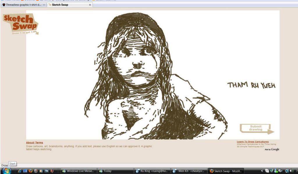 sketch swap