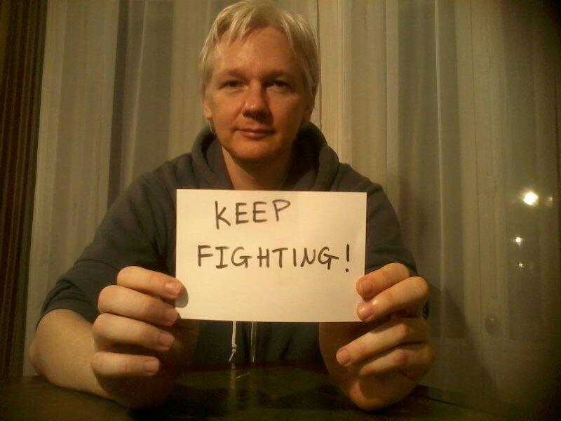 ¿En qué situación se encuentra hoy Julian Assange?