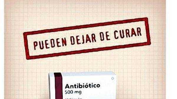 El apocalipsis antibiótico explicado en 6 minutos