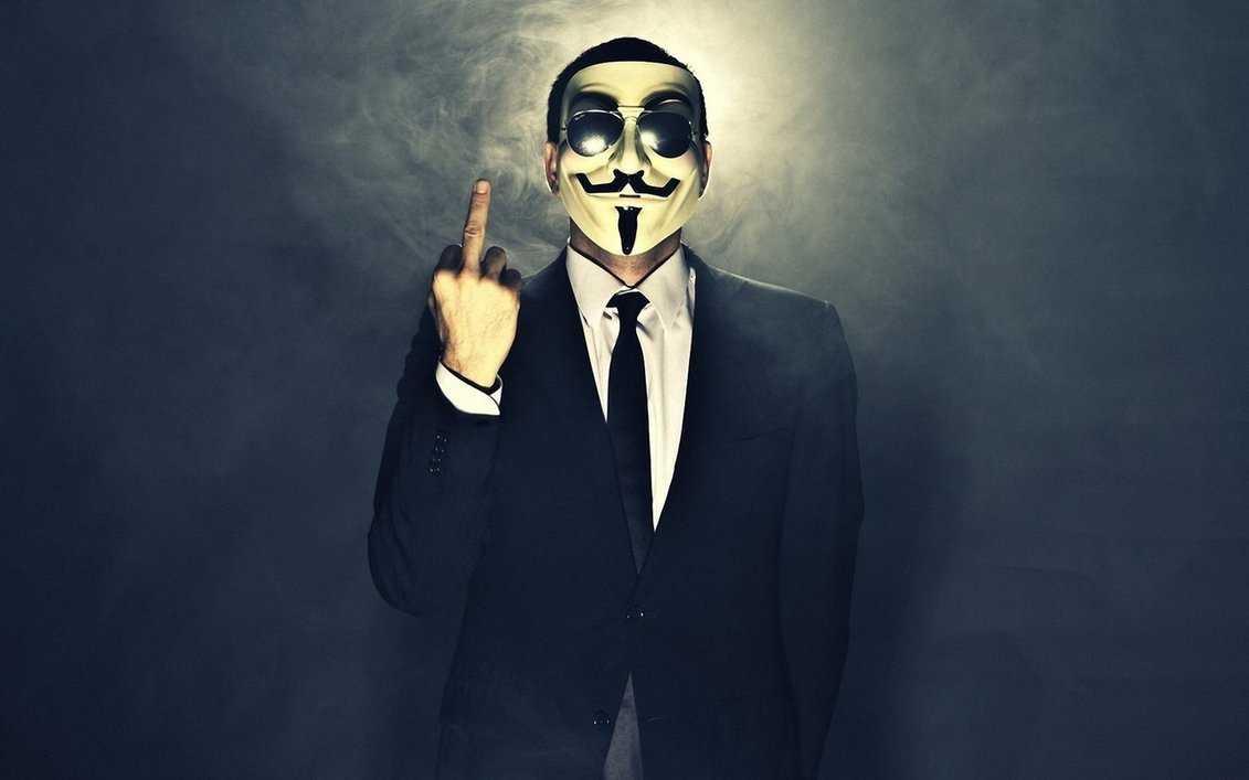 Anonymous: la traición de la pólvora
