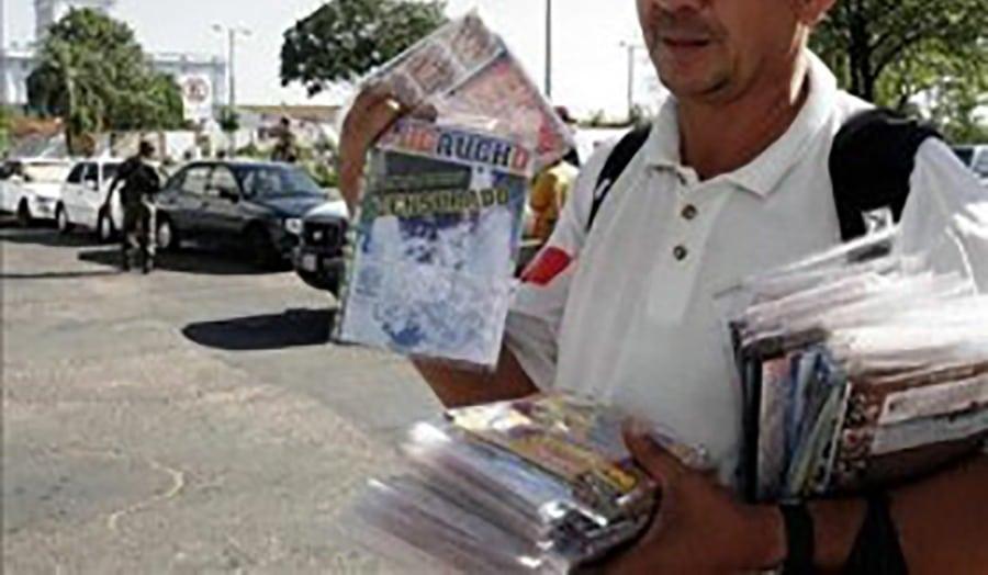 Consejos para comprar películas truchas en la calle
