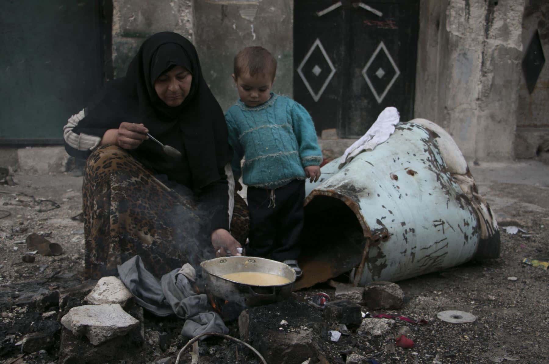 Hasta las terroristas caben en la tipología de la pobreza