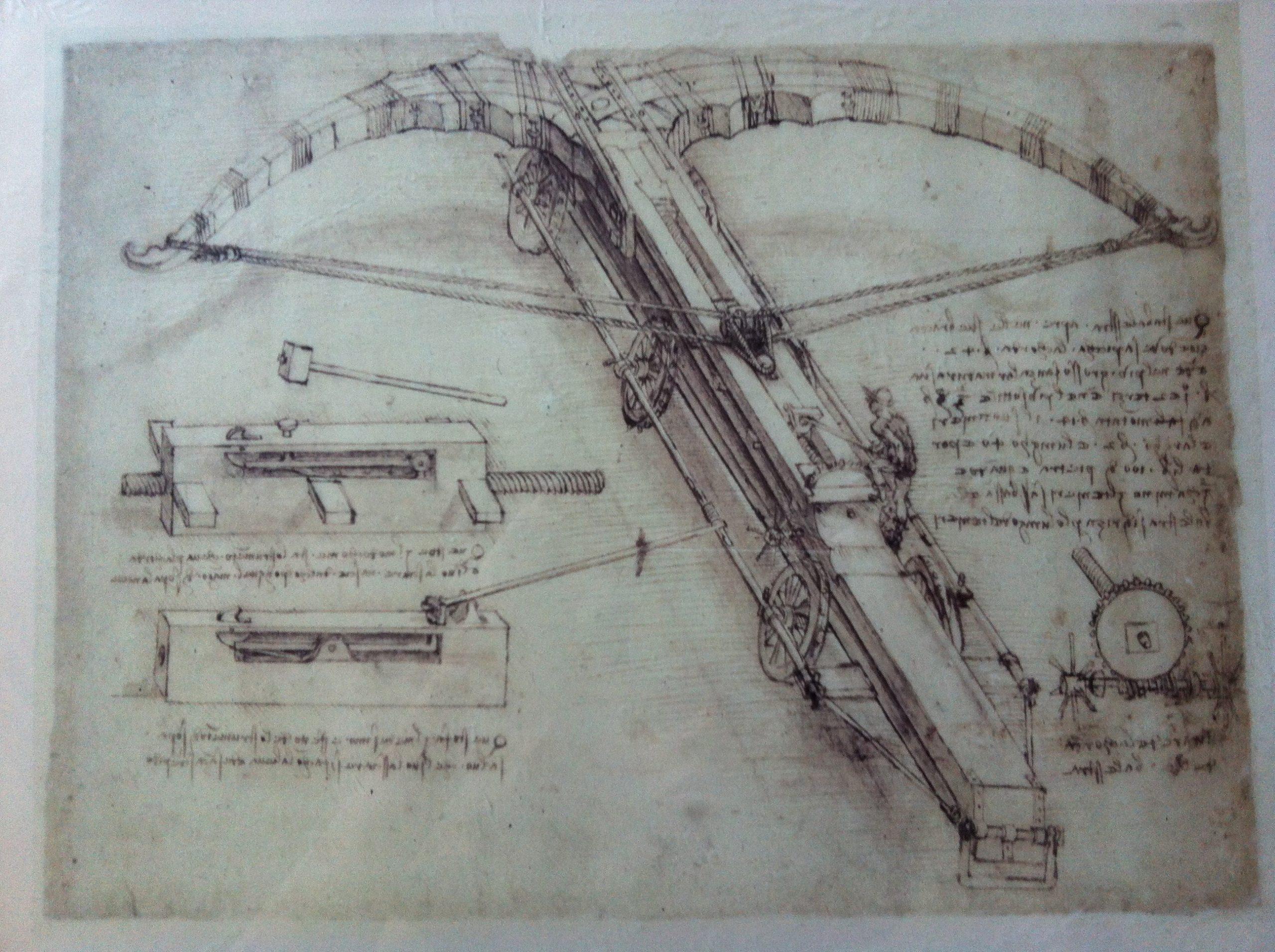 Genial: los cuadernos de Da Vinci, para ver online y gratis