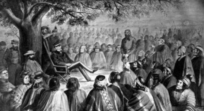 La guerra de Macri contra el pueblo mapuche