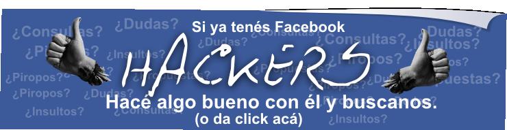 Tribuna Hacker en Facebook