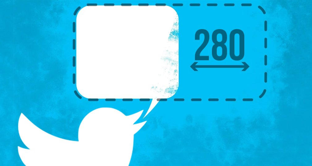 Cómo obtener el nuevo límite de 280 caracteres de Twitter