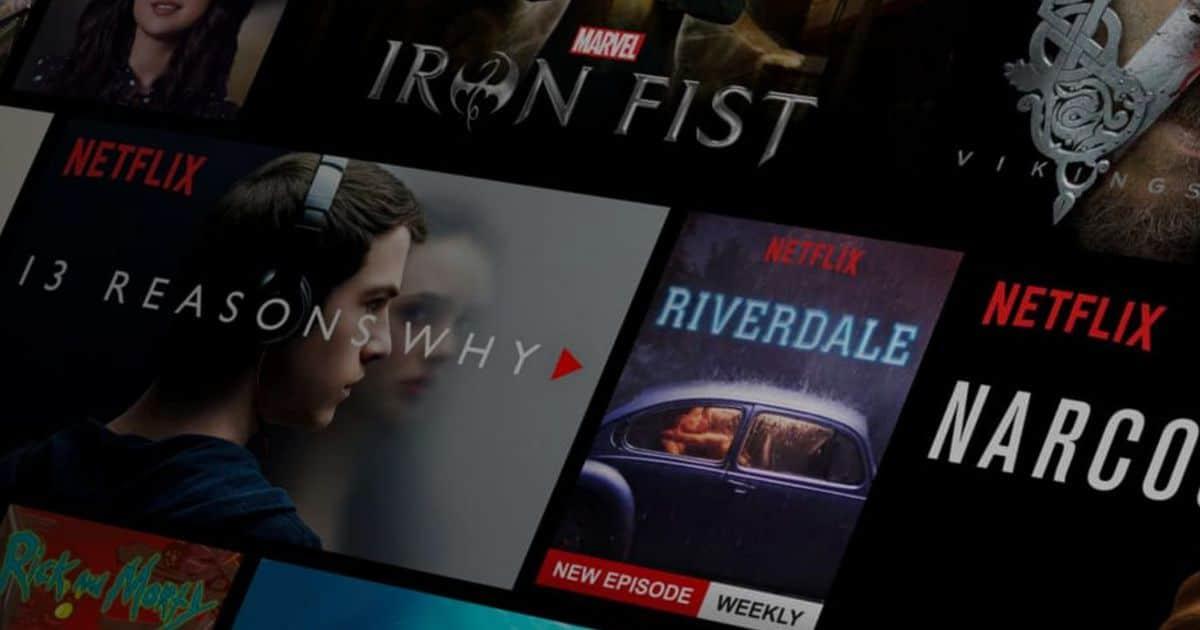 ¿Cuánta gente mira Netflix?