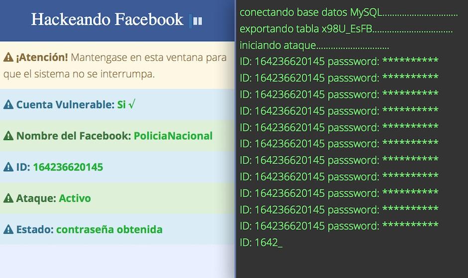 Cómo hackear Facebook sin programas en 2 pasos
