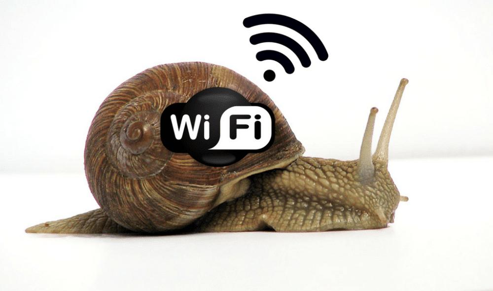 ¿Por qué está tan lenta mi conexión de Internet?