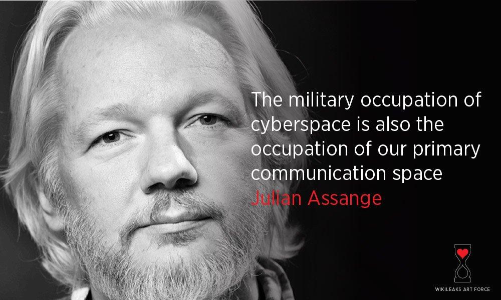 Julian Assange: cada vez peor