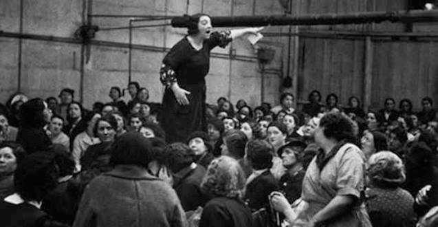 """El error de llamar al 8 de marzo """"Día de la mujer trabajadora"""""""