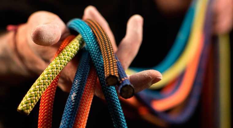 como aprender a hacer nudos