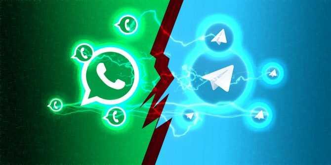 WhatsApp vs Telegram ¿Cuál envía archivos más rápido?
