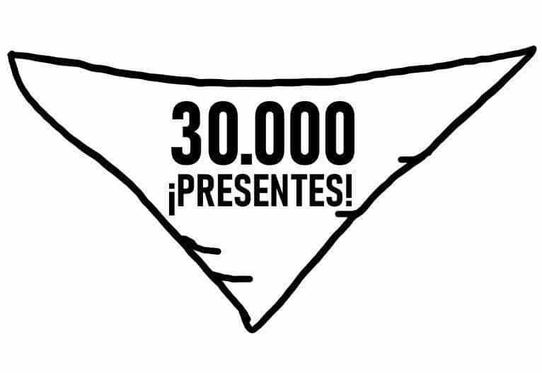 A 44 años del Golpe Cívico Militar Eclesiástico de 1976 en Argentina ¡NI OLVIDO NI PERDÓN! ¡30.000 Compañeros y Compañeras detenidos/as y desaparecidos/as! ¡PRESENTES! ¡AHORA Y SIEMPRE!