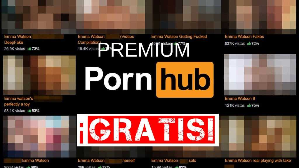 Como tener Pornhub premium gratis