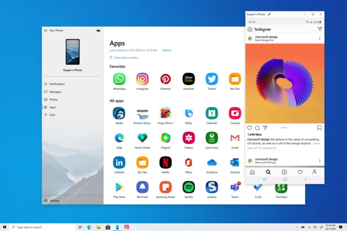 Cómo usar apps de Android en Windows 10