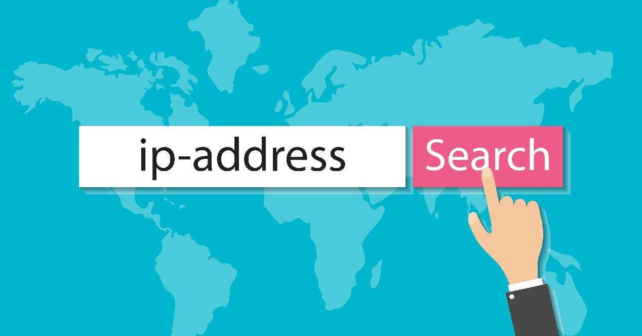 encontrar la ubicación de la dirección IP de un celular