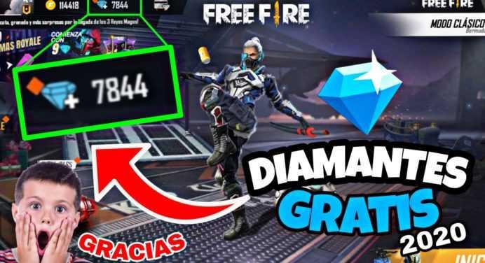 Diamantes Free Fire gratis ilimitados: El mejor hack